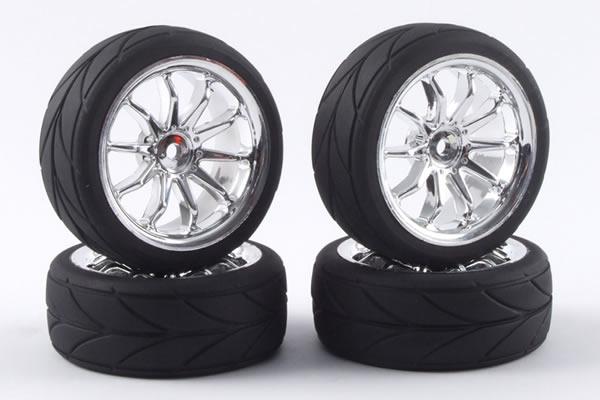 Car Wheels Bigger