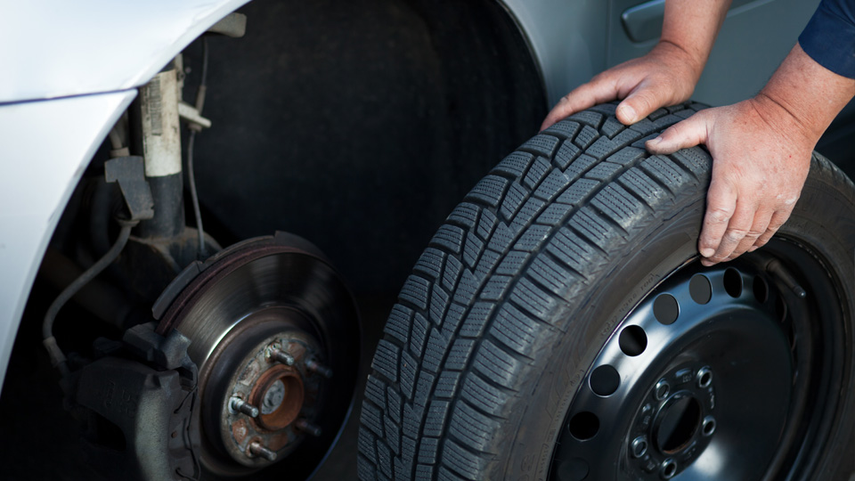 Tire Replacement Services1